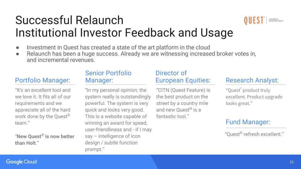 institutional-investor-feedback